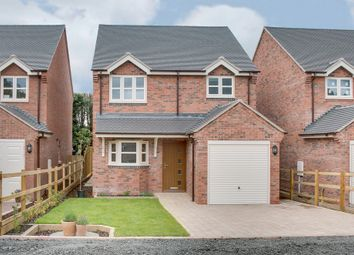 Thumbnail 3 bed detached house for sale in Wildmoor Court, Catshill, Bromsgrove