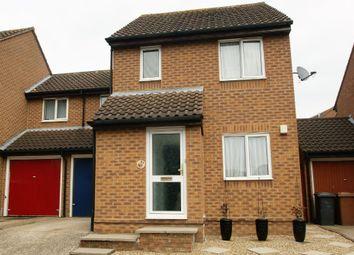 Thumbnail 4 bed link-detached house for sale in Honeybourne, Thorley, Bishop's Stortford