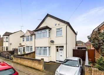 Thumbnail 3 bed detached house for sale in Marlborough Road, Romford