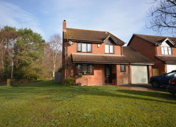 Thumbnail 4 bed detached house for sale in Winterhayes Close, Poole