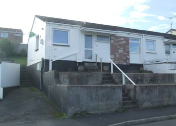Thumbnail 2 bed terraced bungalow to rent in Moreton Park Road, Bideford