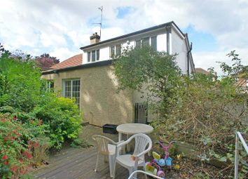 Thumbnail 5 bed semi-detached bungalow for sale in The Avenue, London