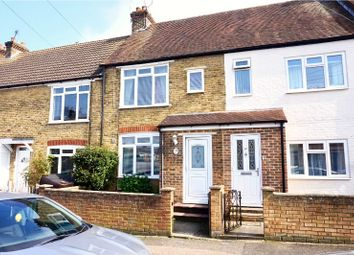Thumbnail 3 bed terraced house for sale in Fourth Avenue, Gillingham