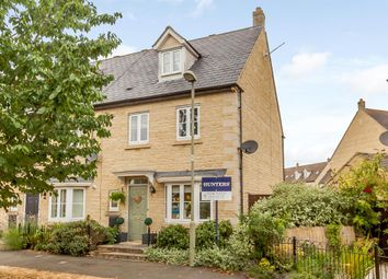 Thumbnail 4 bed end terrace house for sale in The Lawns, Carterton