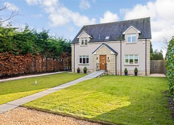 Thumbnail 4 bed detached house for sale in Old Cleish Road, Kinross
