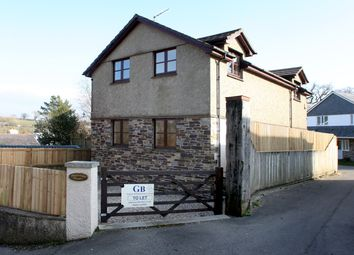 Thumbnail 4 bed detached house to rent in Greenhill, Lamerton