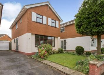 Thumbnail 3 bed detached house for sale in Bollin Close, Sandbach, Cheshire