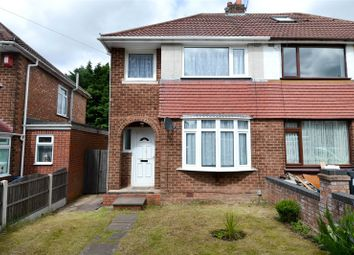 3 bed semi-detached house for sale in Edenhurst Road, Birmingham, West Midlands B31