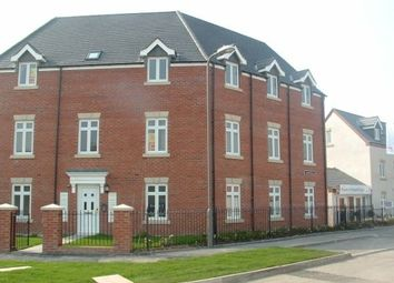 Thumbnail 2 bed flat to rent in Landfall Drive, Hebburn