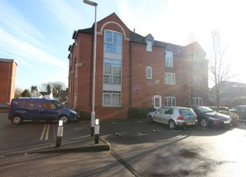 Thumbnail 1 bed flat to rent in Caxton Court, Burton-On-Trent