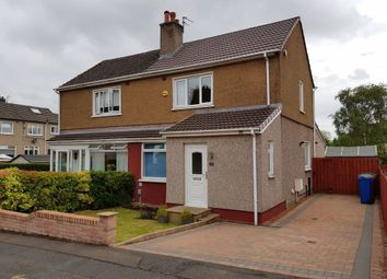 Thumbnail 3 bed semi-detached house to rent in Sidlaw Road, Bearsden, Glasgow