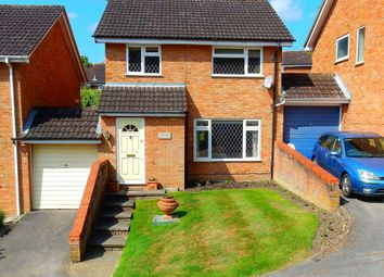 Thumbnail 3 bed link-detached house for sale in Petworth Close, Frimley, Camberley