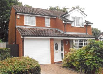 Thumbnail 4 bedroom detached house for sale in Lamb Close, Watford