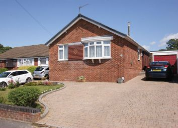 3 bed detached bungalow for sale in Culloden Close, Fareham PO15