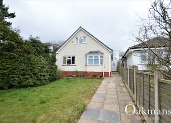 Thumbnail 5 bed bungalow for sale in Meadow Road, Oldbury, West Midlands.