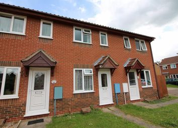 Thumbnail 2 bedroom terraced house for sale in Bridge Close, Redenhall, Harleston
