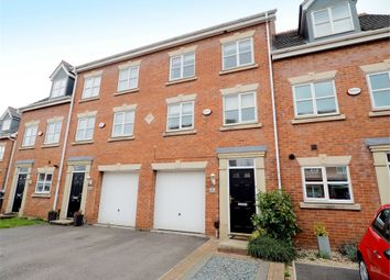 Thumbnail 3 bed town house for sale in Riveraine Close, Sutton-In-Ashfield, Nottinghamshire