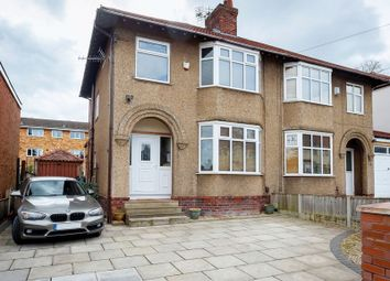 Thumbnail 3 bed semi-detached house for sale in Hollytree Road, Woolton, Liverpool