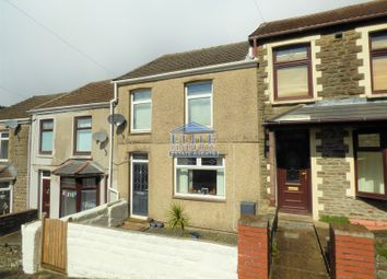 Thumbnail 3 bed terraced house for sale in Ivor Street, Pontycymer, Bridgend.