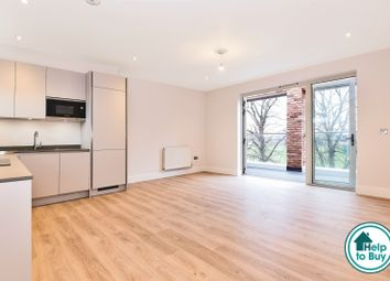 Thumbnail 2 bed flat for sale in Parkside, Wimbledon