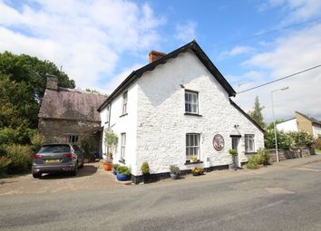 Thumbnail 2 bed flat to rent in Boughrood, Brecon