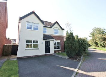 Thumbnail 4 bed detached house for sale in Falcon Mews, Carlisle