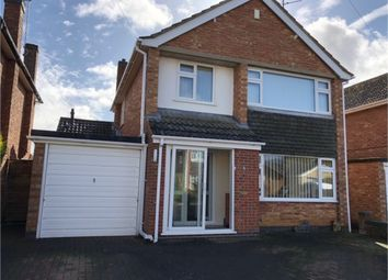 Thumbnail 3 bed detached house for sale in Manor Close, Baston, Peterborough, Lincolnshire