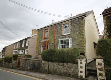Thumbnail 2 bed semi-detached house to rent in Wood Road, Treforest, Pontypridd