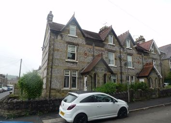 Thumbnail 4 bedroom end terrace house for sale in Market Street, Buxton, Derbyshire