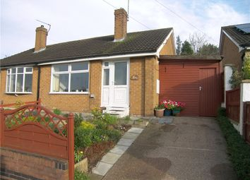 Thumbnail 2 bed semi-detached bungalow for sale in Newlands Crescent, Newton, Alfreton