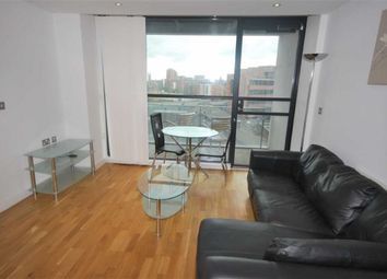 Thumbnail 2 bed flat to rent in Hill Quays, 1 Jordan Street, Manchester