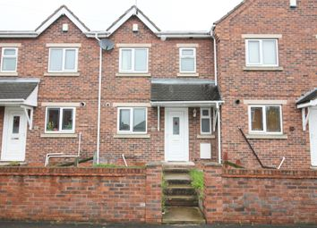 Thumbnail 2 bed terraced house to rent in Kirkby Avenue, Doncaster