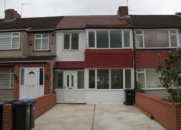 Thumbnail 3 bed terraced house for sale in Aldridge Avenue, Enfield