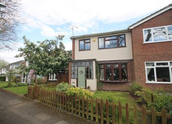 Thumbnail 3 bed semi-detached house for sale in Halifax Close, Allesley, Coventry