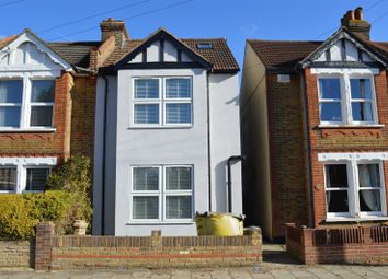 Thumbnail 2 bed semi-detached house to rent in Newly Refurbished Two Bedroom Semi-Detached House, Salisbury Road, Bromley - No Tenant Fees!