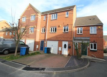Thumbnail 4 bed terraced house for sale in Bramble Court, Sandiacre, Nottingham