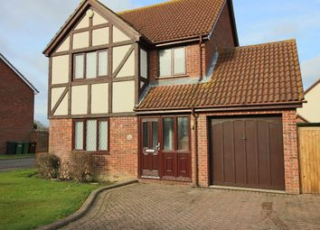 Thumbnail 4 Bed Detached House To Rent In Cleveland Close Eastbourne