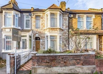 Thumbnail 3 bed terraced house for sale in Capworth Street, London
