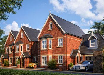 Thumbnail 4 bed semi-detached house for sale in Holstein Mews, Holstein Avenue, Weybridge, Surrey