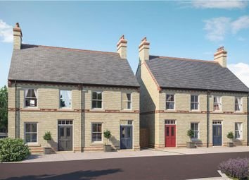 "Thumbnail 3 bed semi-detached house for sale in ""The Juniper"" at Bowes Offices, Lambton Park, Chester Le Street"