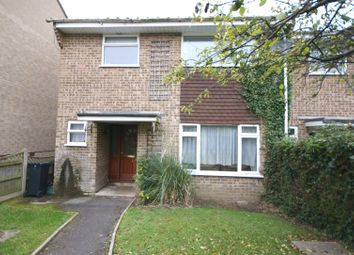 Thumbnail 3 bed end terrace house for sale in Henbury Close, Corfe Mullen, Wimborne