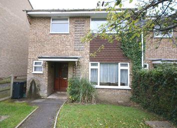 Thumbnail 3 bed end terrace house for sale in Henbury Close, Corfe Mullen, Wimborne