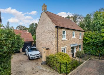 Gladstone Drive, Fairfield, Herts SG5. 4 bed detached house for sale