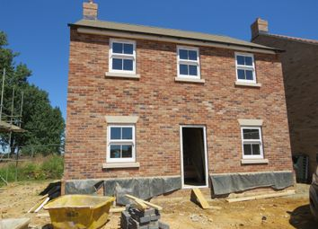 Thumbnail 3 bed detached house for sale in Leveret Gardens, Stowfields, Downham Market