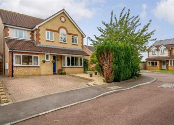 Thumbnail 4 bed detached house for sale in Clarendon Close, Thornwell, Chepstow
