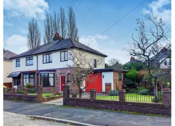 Thumbnail 3 bed semi-detached house for sale in Winmarleigh Road, Preston