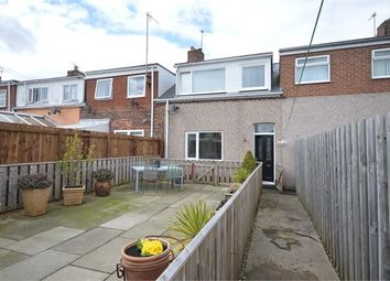Thumbnail 3 bedroom terraced house for sale in Hill Street, Silksworth, Sunderland, Tyne & Wear.
