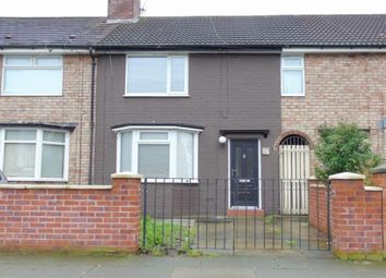 Thumbnail 3 bed terraced house for sale in Lower House Lane, Liverpool