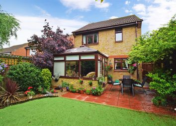 Thumbnail 4 bed detached house for sale in Eccles Row, Eccles, Aylesford, Kent