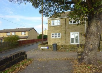 Thumbnail 2 bed semi-detached house to rent in Occupation Lane, Staincliffe, Dewsbury